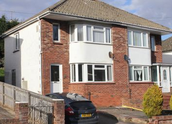 Thumbnail 2 bed semi-detached house to rent in Shorton Valley Road, Preston, Paignton