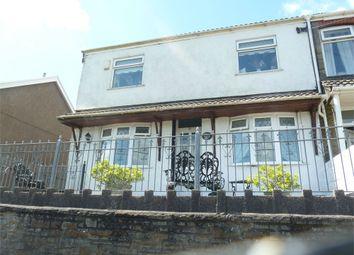 Thumbnail 3 bed semi-detached house for sale in Nantyffyllon Terrace, Nantyffyllon, Maesteg, Mid Glamorgan