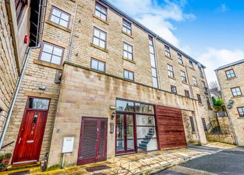 Thumbnail 2 bed flat for sale in Lower Sunny Bank Court, Meltham, Holmfirth