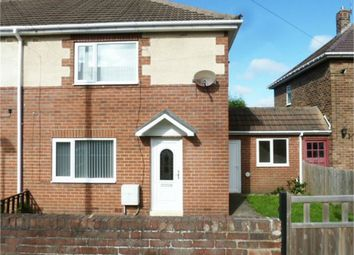 Thumbnail 2 bed semi-detached house for sale in Walton Drive, Choppington, Northumberland