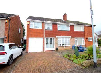 Thumbnail 4 bed detached house for sale in Bignal Drive, Leicester Forest East, Leicester