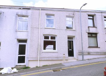 Thumbnail 3 bedroom terraced house for sale in Jersey Road, Blaengwynfi, Port Talbot, Neath Port Talbot.