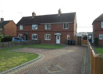 Thumbnail 3 bed semi-detached house to rent in School Road, Great Alne, Alcester
