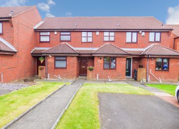 Thumbnail 2 bed terraced house for sale in Mount Close, Killingworth, Newcastle Upon Tyne