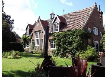 Thumbnail 5 bedroom detached house for sale in The Street, Lyng, Norwich