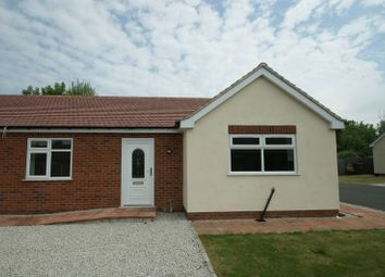 Thumbnail 2 bed semi-detached bungalow for sale in Jubilee Court, Shirebrook, Mansfield