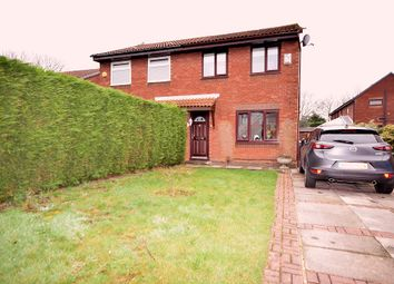 Thumbnail 2 bed semi-detached house for sale in Redstock Close, Westhoughton