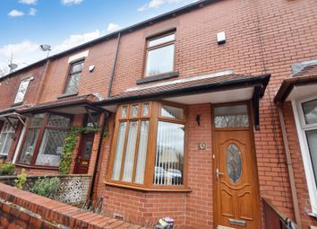 Thumbnail 2 bed terraced house for sale in Fylde Street East, Farnworth, Bolton