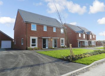 Thumbnail 3 bed semi-detached house to rent in Gray Street, Longhedge, Salisbury