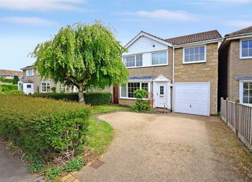 Thumbnail 4 bed detached house for sale in Fox Lane, Thorpe Willoughby, Selby