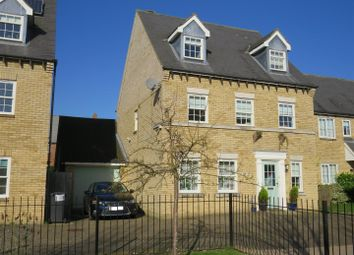 5 bed detached house for sale in Brookfield Way, Lower Cambourne, Cambridge CB23