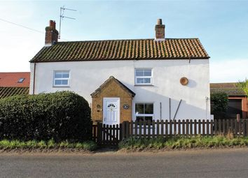 Thumbnail 3 bed detached house for sale in Main Road, Toynton All Saints, Spilsby