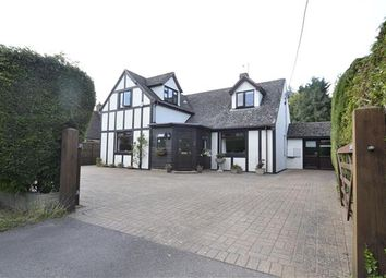 Thumbnail 5 bedroom detached house for sale in High Street, Standlake, Witney