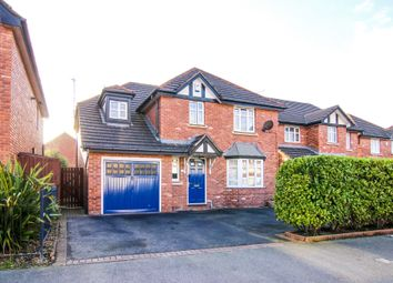 Thumbnail 4 bed detached house for sale in Reeds Lane, Moreton, Wirral