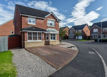 Thumbnail 3 bed detached house for sale in 17 Glenvilla Circle, Paisley