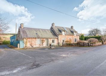 Thumbnail 3 bed detached house for sale in Oxnam, Nr Jedburgh