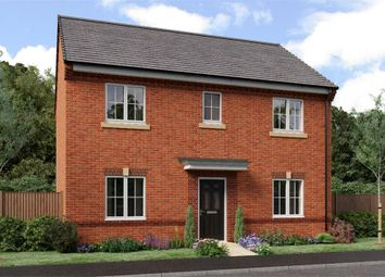 "Thumbnail 4 bed detached house for sale in ""The Buchan"" at Netherton Colliery, Bedlington"