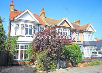 Thumbnail 2 bed flat for sale in Lyndhurst Avenue, Cliftonville, Margate