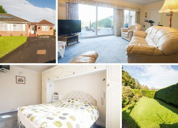 Thumbnail 4 bed semi-detached house for sale in Brynglas Close, Newport