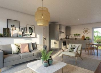 Thumbnail 2 bed flat for sale in Craylands Lane, Swanscombe