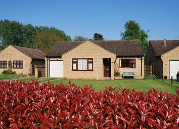 Thumbnail 2 bed detached bungalow for sale in Hallfields, Shouldham, Kings Lynn
