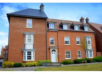 Thumbnail 2 bed flat to rent in Great Denham, Bedford