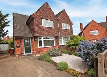 Thumbnail 2 bed semi-detached house for sale in Ashworth Close, Nottingham