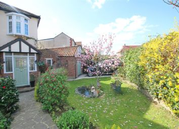 Thumbnail 3 bed semi-detached house for sale in Pevensey Avenue, Enfield