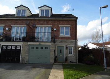 Thumbnail 4 bed end terrace house for sale in Meadowfield Rise, Stanley, Wakefield, West Yorkshire