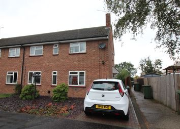 Thumbnail 3 bed semi-detached house to rent in Ormesby Road, Raf Coltishall, Norwich