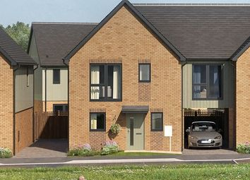 Thumbnail 3 bedroom detached house for sale in Arisdale Avenue, South Ockendon, Essex