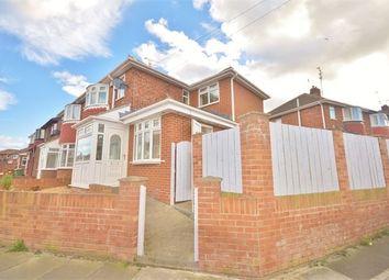 Thumbnail 4 bed semi-detached house for sale in Staveley Road, Seaburn Dene, Seaburn, Tyne And Wear.