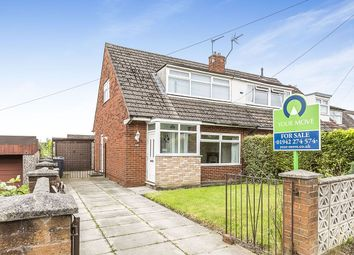 Thumbnail 2 bed semi-detached house for sale in Kilburn Avenue, Ashton-In-Makerfield, Wigan