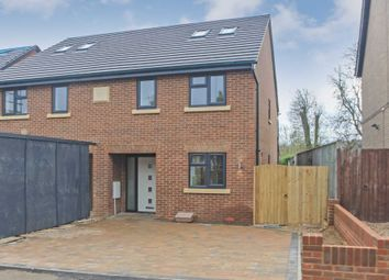 Thumbnail 3 bed semi-detached house for sale in Longfield Road, Tring, Hertfordshire