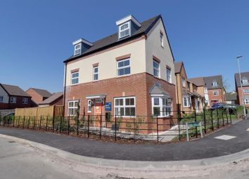 4 bed detached house for sale in Plot 25 The Belmont, Sandpiper Drive, Doxey, Stafford ST16
