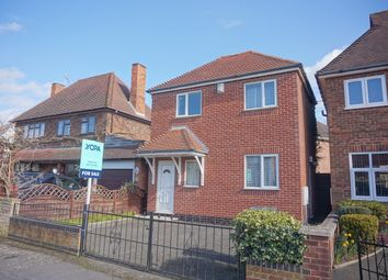 Thumbnail 2 bedroom detached house for sale in Sandhurst Road, Leicester