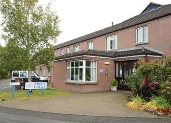 Thumbnail 2 bed flat for sale in Abbey Court, Knock, Belfast