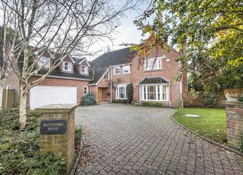 Thumbnail 5 bedroom detached house to rent in Waterford Close, Cobham