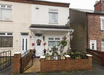 Thumbnail 2 bedroom semi-detached house for sale in Sherwood Street, Newton, Alfreton