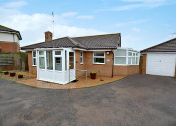 Thumbnail 2 bedroom detached bungalow for sale in Norman Close, Old Felixstowe, Felixstowe