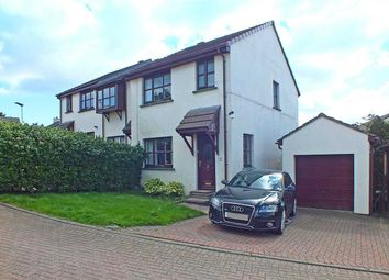 Thumbnail 3 bed terraced house for sale in 19 Stonecrop Grove, Abbeyfields, Douglas