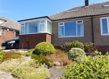 Thumbnail 2 bed semi-detached bungalow to rent in Rowley Drive, Fenay Bridge, Huddersfield, West Yorkshire