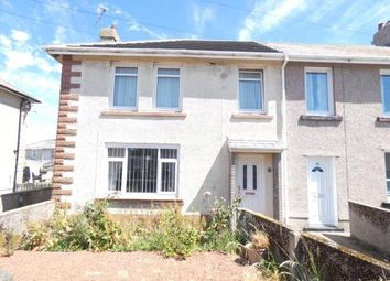 Thumbnail 2 bed end terrace house for sale in Buttermere Avenue, Whitehaven, Cumbria