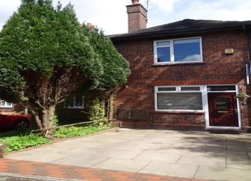 Thumbnail 1 bedroom property for sale in St. Christopher Avenue, Penkhull, Stoke-On-Trent
