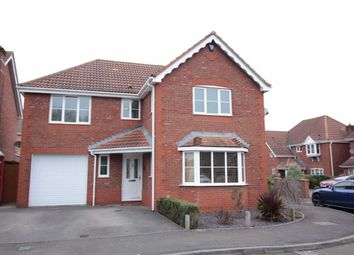 Thumbnail 4 bed detached house for sale in Cynder Way, Badminton Park, Bristol