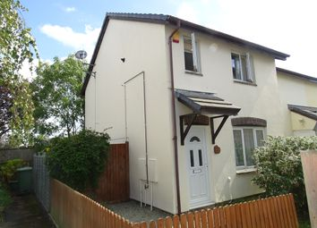 Thumbnail 3 bed end terrace house for sale in Hawthorn Park, Bideford