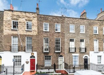 Thumbnail 3 bed town house for sale in Molyneux Street, London