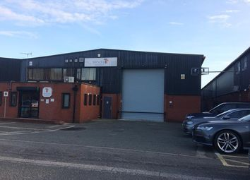 Thumbnail Light industrial for sale in Unit 2, Burnell Road, Thornton Road Industrial Estate, Ellesmere Port, Cheshire