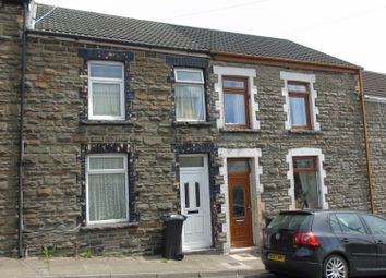 Thumbnail 2 bed terraced house for sale in Thomas Street, Treharris