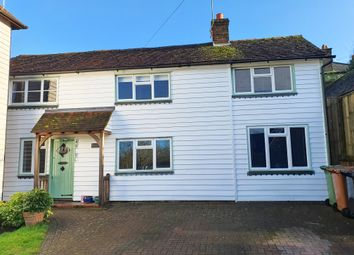 Thumbnail 4 bed detached house for sale in Talbot Road, Hawkhurst, Cranbrook